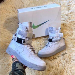 Nike SF Air Force 1 High Tops!